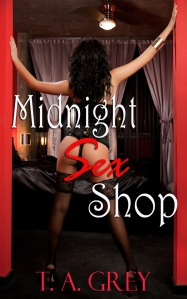 Midnight Sex Shop by T. A. Grey