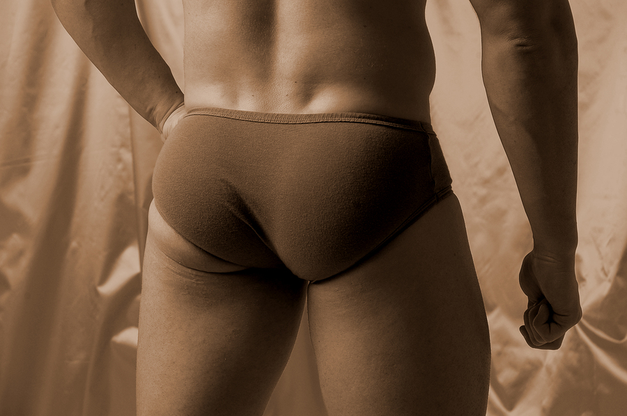 Male Muscle Butt 114