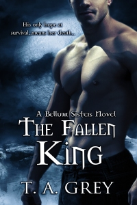 The Fallen King_TA Grey