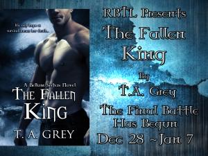 The Fallen King Banner