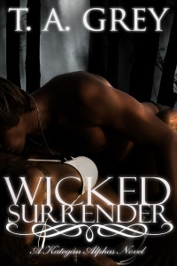 Wicked Surrender a Paranormal Erotic Romance novel