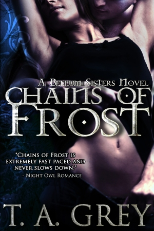 Chains of Frost by T. A .Grey - free paranormal romance novel