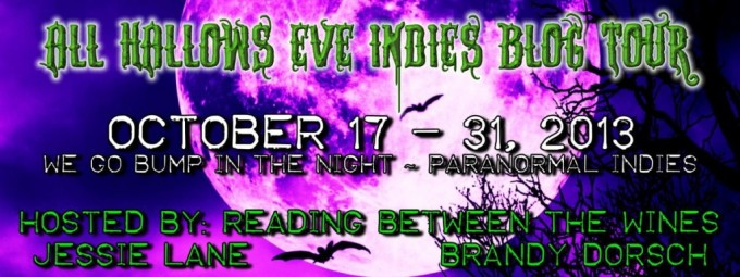 All Hallow's Even Indie Blog Tour